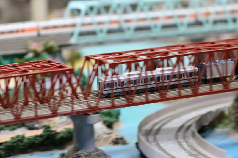 鉄道模型製作